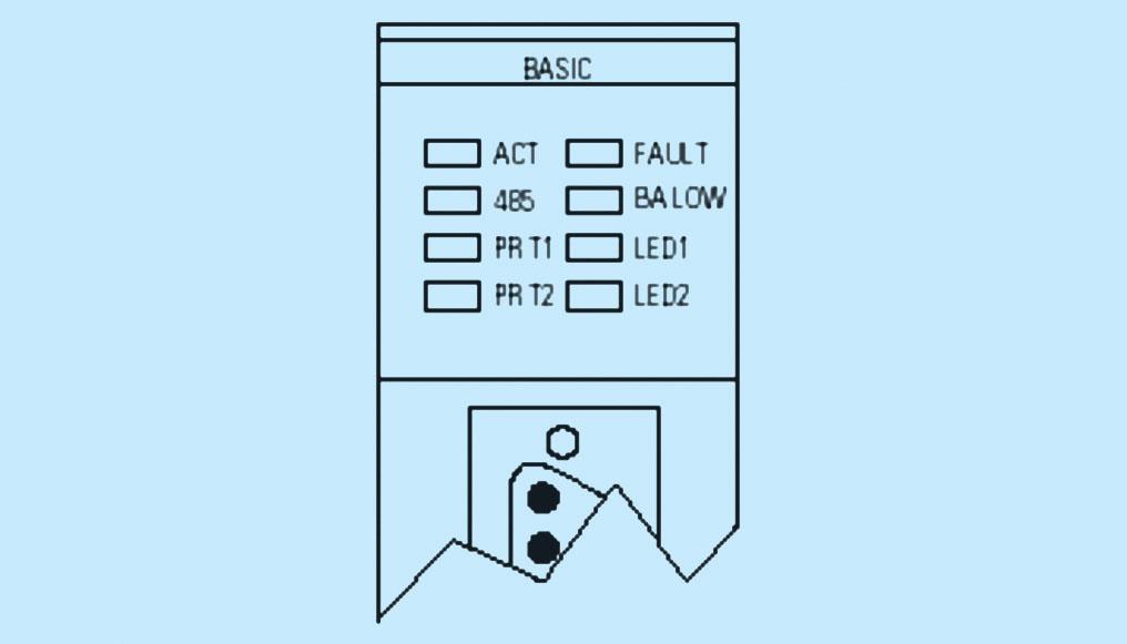 BAS-T通讯模件在水电站的设计应用