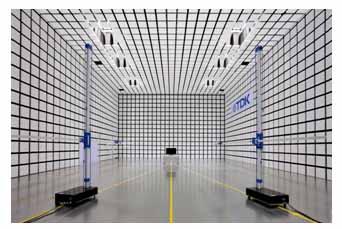TDK领先的电波暗室技术亮相EMC2011