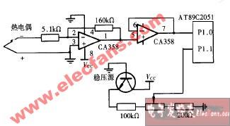 热电偶在缺氧保护装置中的应用