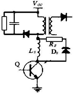 开关电源中功率晶体管的二次击穿及防护