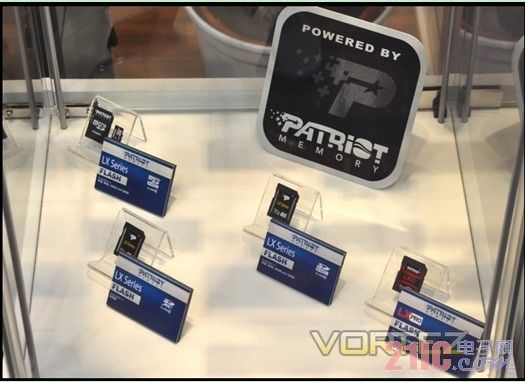 美商博帝参展CeBIT2012,展示急速传输