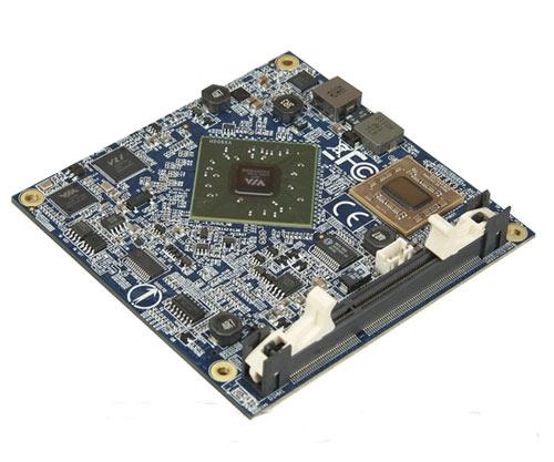 VIA推出两款移动平台超小尺寸嵌入式模块