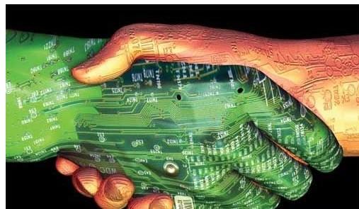 现代科技升级身体5种方式:手臂植入芯片