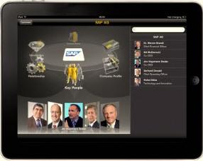 SAP移动应用:实现跨行业移动化