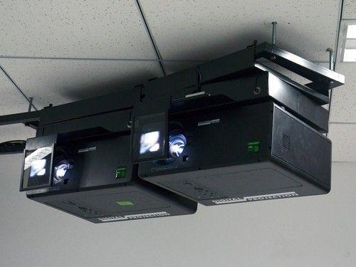 3D投影拼接 主被动立体信号转换器解析