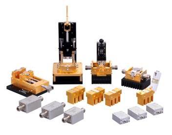RF芯片测试夹具在微波测量中的应用