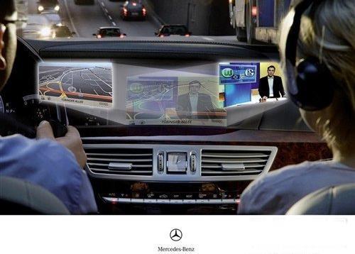 分屏显示+虚拟表盘技术解析