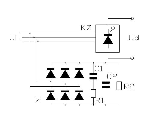 励磁系统过电压保护装置分析