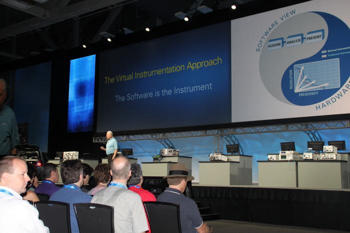 图形化系统设计的盛会――2012 NIWEEK第一天记