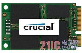 Crucial 英睿达 m4 mSATA 固态硬盘