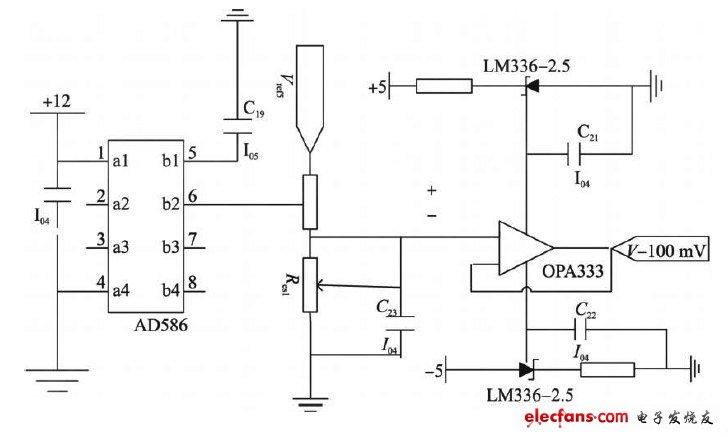 一�N基于CPLD的16位VFC式AD�D�Q器�O�