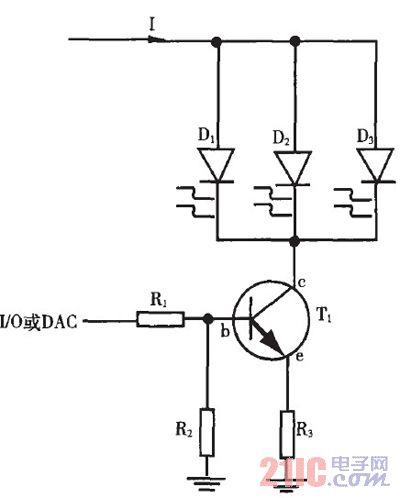LED背光源亮度均匀性的研究