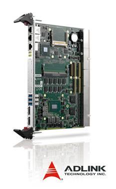 凌华科技发布新款6U CompactPCI cPCI-6520单板计算机