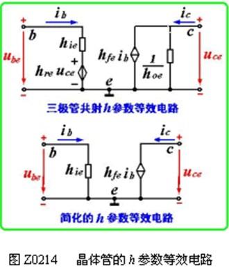 画晶体管线性等效电路需注意哪几点