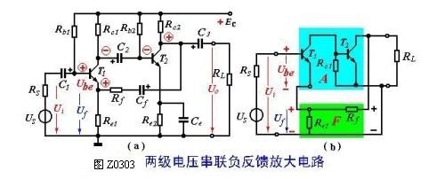 串聯反饋穩壓電路的工作原理