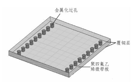 一种高增益缝隙定向天线设计