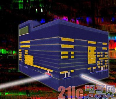 步入大数据时代 IBM最新光传感器技术提升服务器带宽
