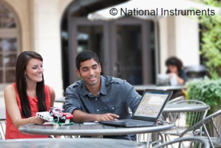 NI miniSystems促进实践性教育的发展