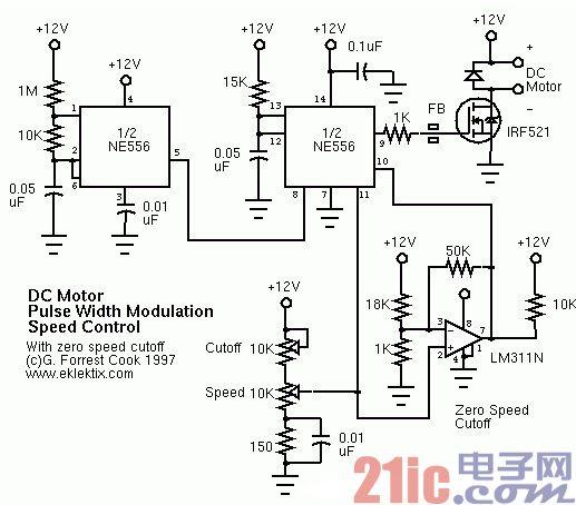 pwm交流电机调速原理_pwm电机调速程序_直流电机pwm调速原理