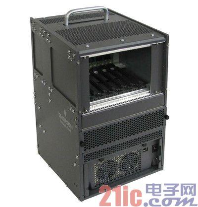 艾默生网络能源最新推出VPX系统机箱