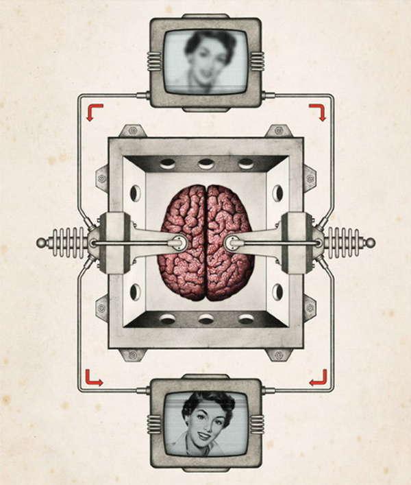 破译大脑记忆代码 植入电子芯片恢复记忆
