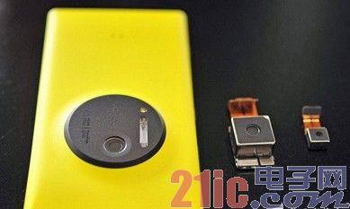 诺基亚Lumia 1020 超大传感器技术揭秘