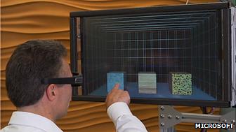 微软新3D触觉反馈触摸屏 医疗领域应用潜力很大