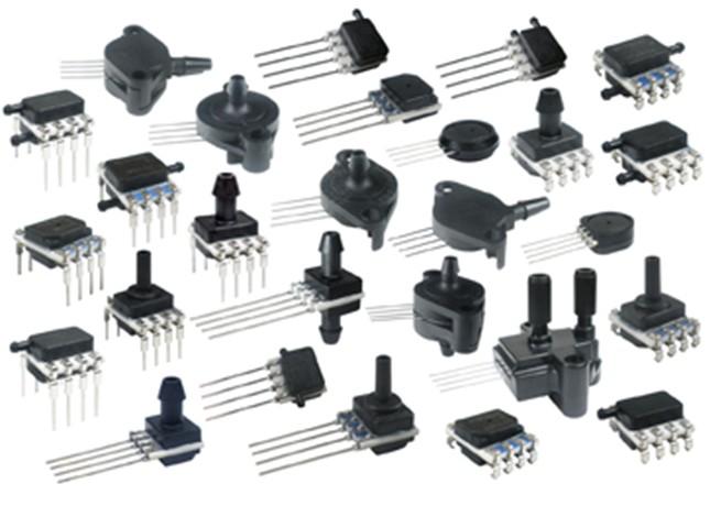 霍尼韦尔传感与控制部的TruStability电路板安装型压力传感器