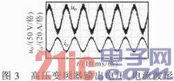 高压变频器在风力发电全功率实验台上的应用
