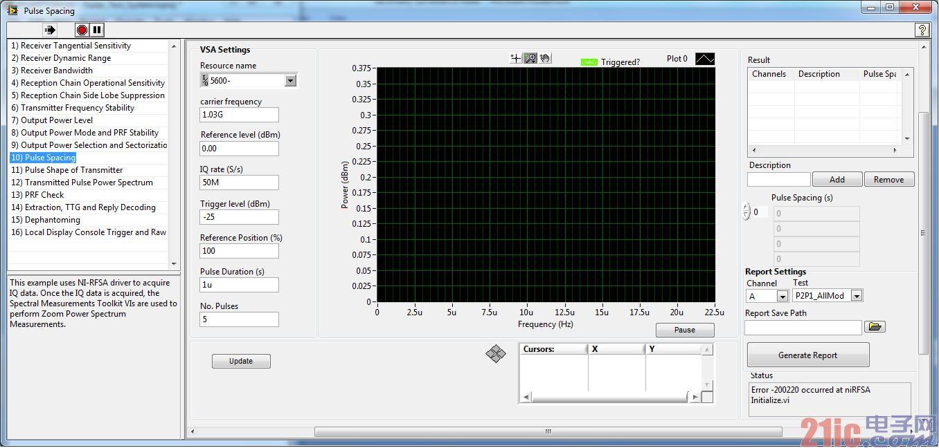 基于PXI模块化仪器和LabVIEW软件