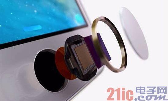 并非完美无瑕 苹果Touch ID指纹传感器技术详解