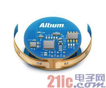 图2:Altium Designer 14支持软性和软硬复合设计