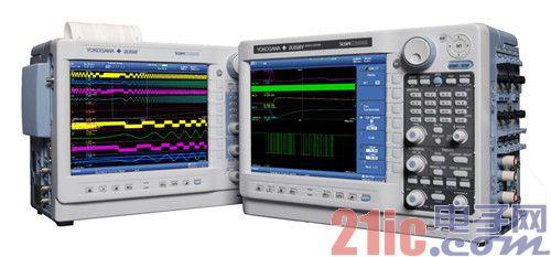 横河发布示波记录仪DL850E和示波记录仪车辆版DL850EV