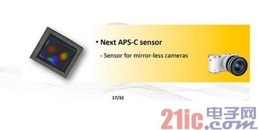 三星明年将发布全新APS-C影像传感器