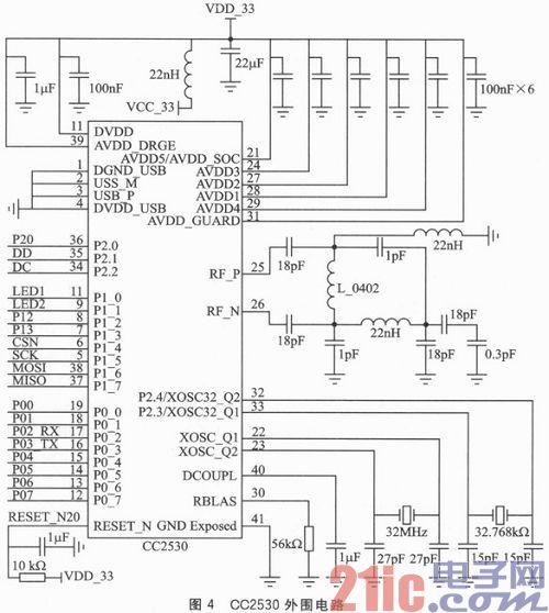 基于CAN和WSN的煤矿语音通信系统设计