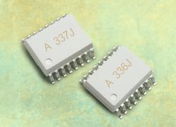 Avago推出两款新高度集成智能门驱动光电耦合器