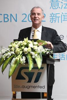 纪衡华:物联网预示一个新纪元的来临