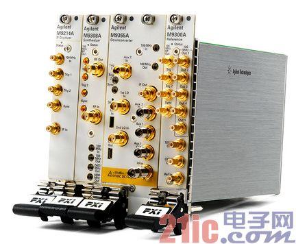 安捷伦推出全球最快速、最高性能的 27 GHz PXIe 矢量信号分析仪