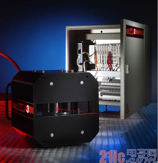 Ircon®隆重推出ScanIR®3红外行扫描仪和热成像系统