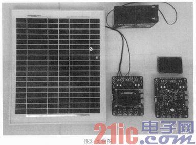 基于AVR单片机的太阳能光伏直流控制器