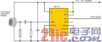 elmos推出基于热释电传感器的智能家居解决方案