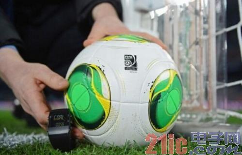 巴西世界杯的电子科技