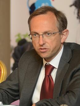 ST执行副总裁Benedetto Vigna:更完善生态系统服务中国客户