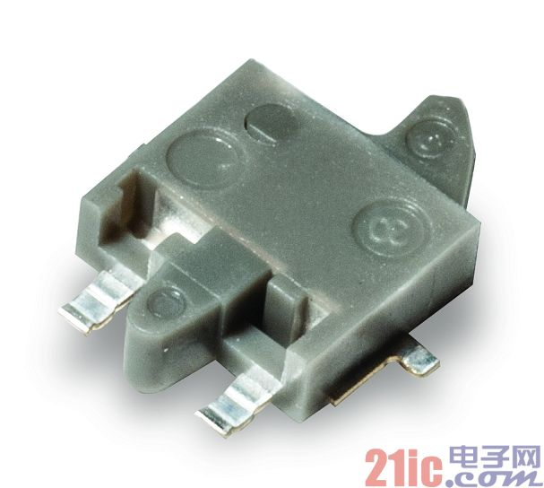 C&K Components开发出超小型SMT检测开关具有高度超小和操纵力低的特点