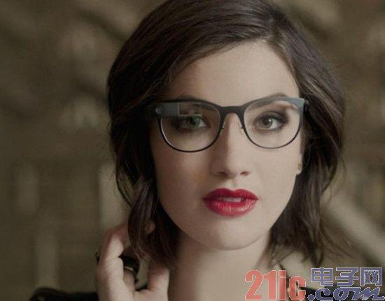 谷歌眼镜新专利:摄像头和棱镜屏可分离
