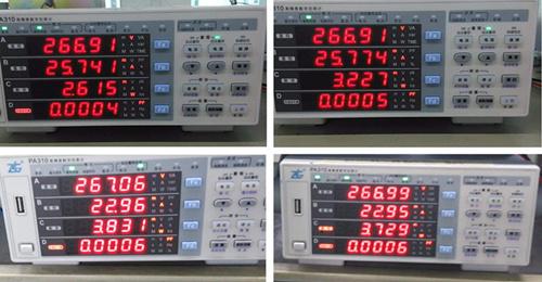 周立功致远电子功率计在电容功耗自动化测试中的应用