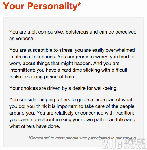 IBM超级计算机沃森将分析你的个性