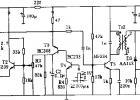 回声探测距离用超声波接收器电路图