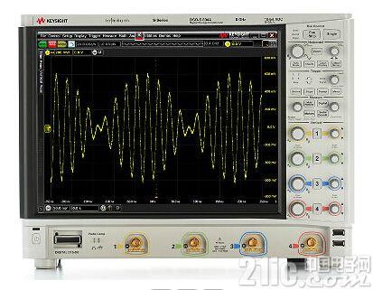 是德科技推出业界首款 MGBASE-T 以太网一致性测试应用软件--可在示波器上自动执行物理层测试