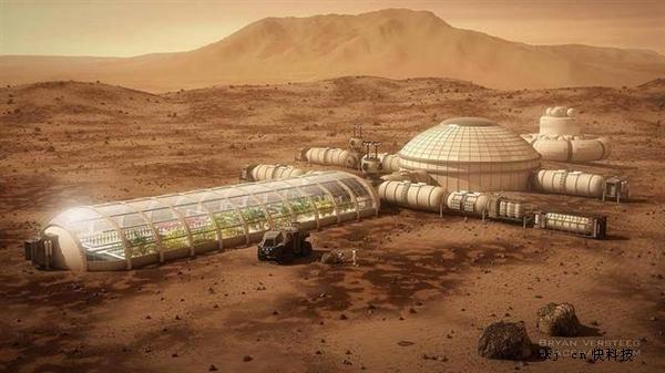 火星液态水确认 20年后或可移居